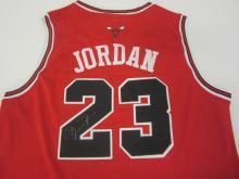 Lot 1084: Michael Jordan Bulls signed autographed Jersey Certified