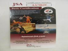 Lot 1106: Sandy Alomar Jr Cleveland Indians Signed Autographed Jersey JSA CoA