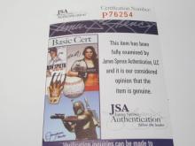 Lot 1117: Phil Mickelson Signed Autographed Arizona State Sun Devils Mini Football Helmet JSA CoA