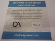 Lot 1122: CODY BELLINGER SIGNED AUTOGRAPHED DODGERS HELMET COA