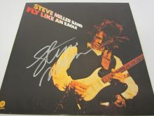Lot 1164: STEVE MILLER SIGNED AUTOGRAPHED RECORD ALBUM CERTIFIED COA