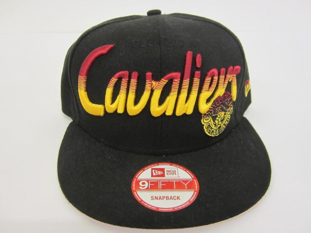 Lot 1173: CLEVELAND CAVALIERS CAP ( ADJUSTABLE FIT ) SNAP BACK