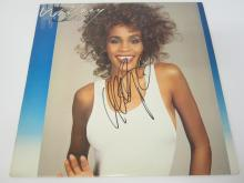 Lot 1189: WHITNEY HOUSTON SIGNED AUTOGRAPHED RECORD ALBUM CERTIFIED COA
