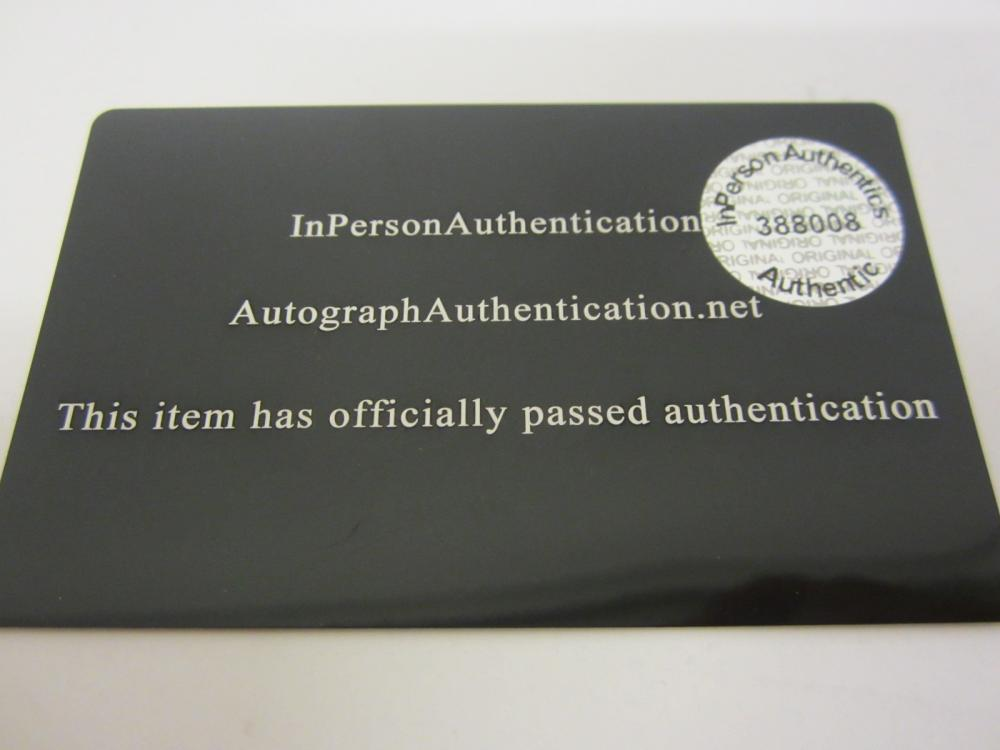 Lot 1198: PHIL COLLINS SIGNED AUTOGRAPHED RECORD ALBUM CERTIFIED COA