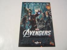 Stan Lee Autographed Avengers 8x10 Photo