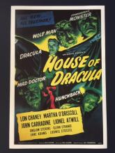 Old house of Dracula Poster