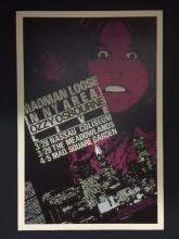 Old Ozzie Osborne Poster
