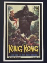 Old King Kong Poster