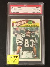 Vince Papale card