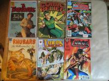 Nice Mixture of Vintage and newer comic books
