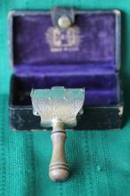 1901 Gem Junior Single Edge Safety Razor