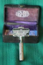 1912 Gem Single Edge Safety Razor