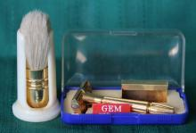 Vintage Gem Micromatic in Orig. Case w/ Brush