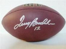 Terry Bradshaw Autographed Full Sized Football