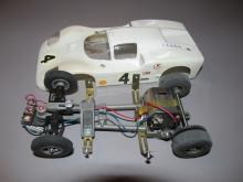 Vintage cox slot car