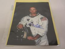 MICHAEL COLLINS SIGNED AUTOGRAPHED 8X10 PHOTO CERTIFIED COA