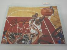 MICHAEL JORDAN BULLS SIGNED AUTOGRAPHED 8X10 PHOTO CERTIFIED COA