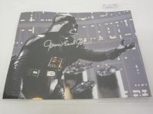 JAMES EARL JONES, DAVID PROWSE STAR WARS SIGNED AUTOGRAPHED 8X10 PHOTO CERTIFIED COA
