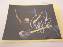 ROGER WATERS PINK FLOYD SIGNED AUTOGRAPHED 8X10 PHOTO CERTIFIED COA