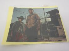 ANDREW LINCOLN, CHANDLER RIGGS WALKING DEAD SIGNED 8X10 PHOTO CERTIFIED COA