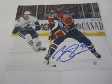 CONNOR MCDAVID OILERS SIGNED AUTOGRAPHED 8X10 PHOTO CERTIFIED PAASAA.COM