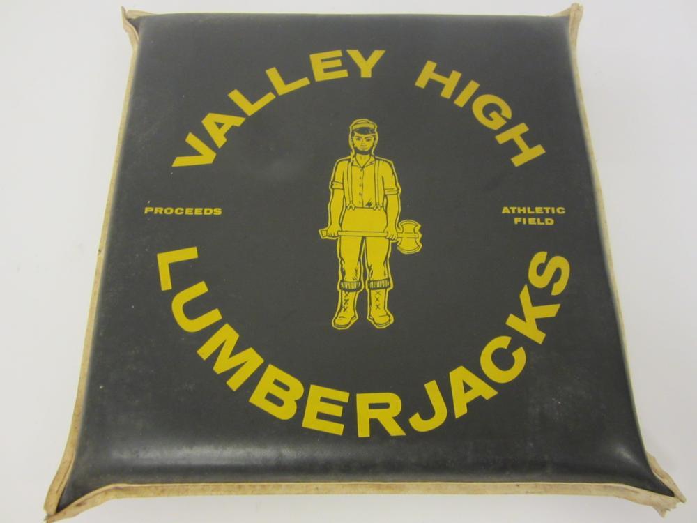 Vintage Valley High School Stadium Padded seat