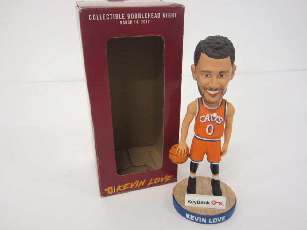 Kevin Love Cleveland Cavaliers 2017 Stadium Exclusive bobblehead SGA