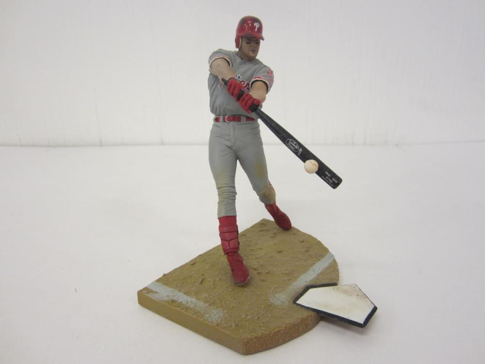 Jim Thome Philadelphia Phillies 2003 McFarlane Action Figure Loose
