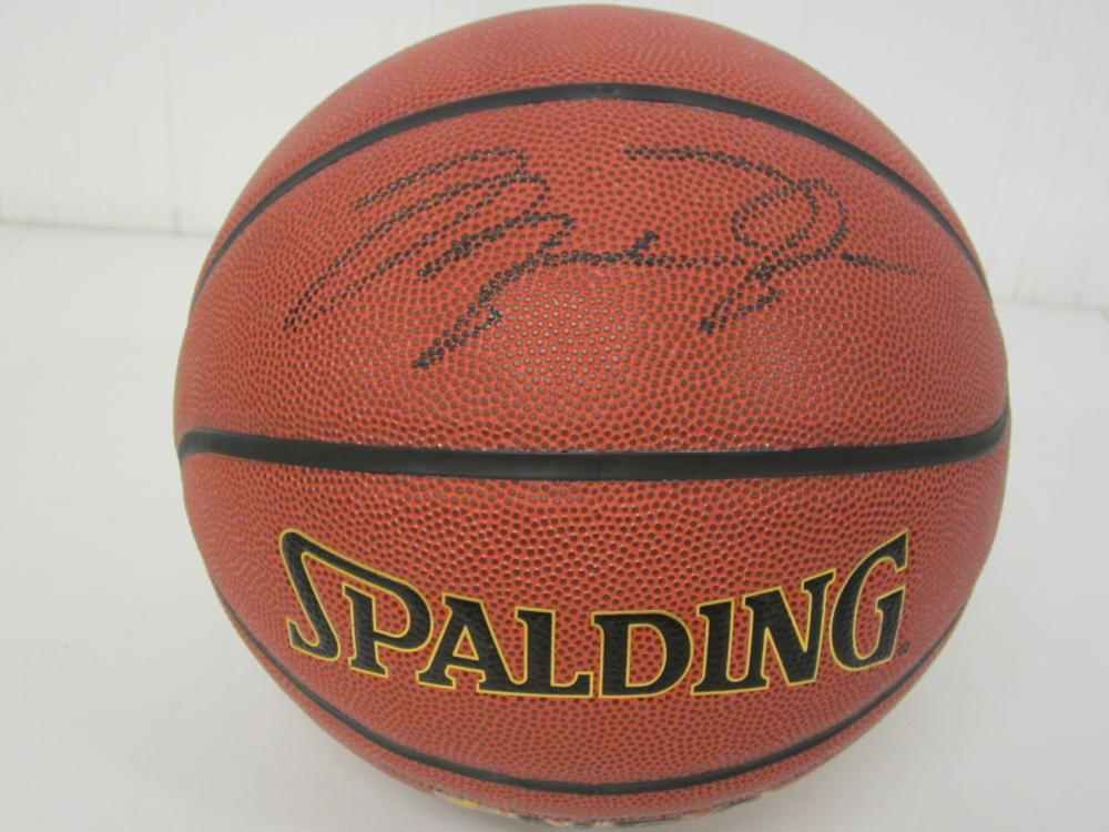 Michael Jordan Chicago Bulls Signed Autographed full size basketball Certified Coa
