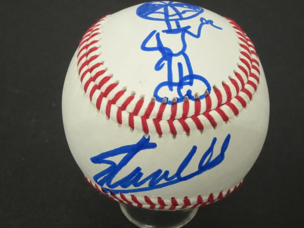 Stan Lee Signed Rawlings Baseball with Spiderman Drawing Certified Coa