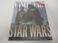 STAR WARS DAISY RIDLEY, MARK HAMILL SIGNED AUTOGRAPHED 8X10 PHOTO CERTIFIED COA