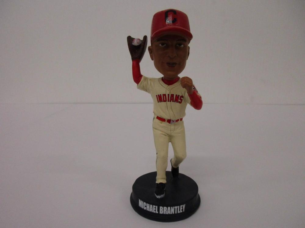 Michael Brantley Cleveland Indians Bobblehead