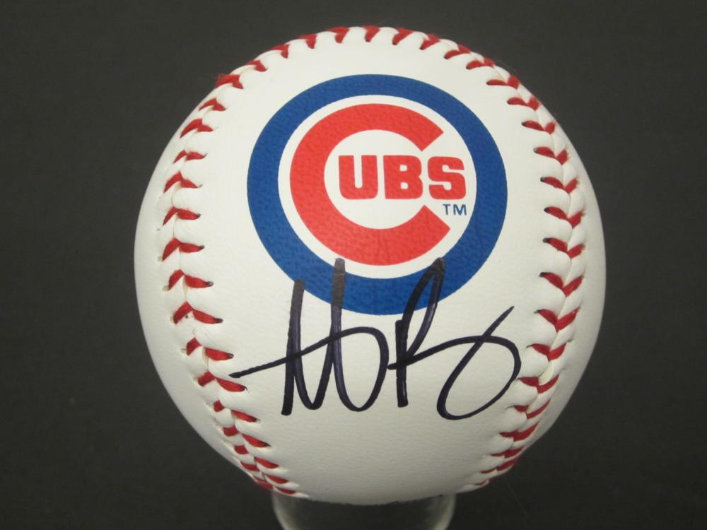 Anthony Rizzo Cubs signed autographed Baseball Certified Coa