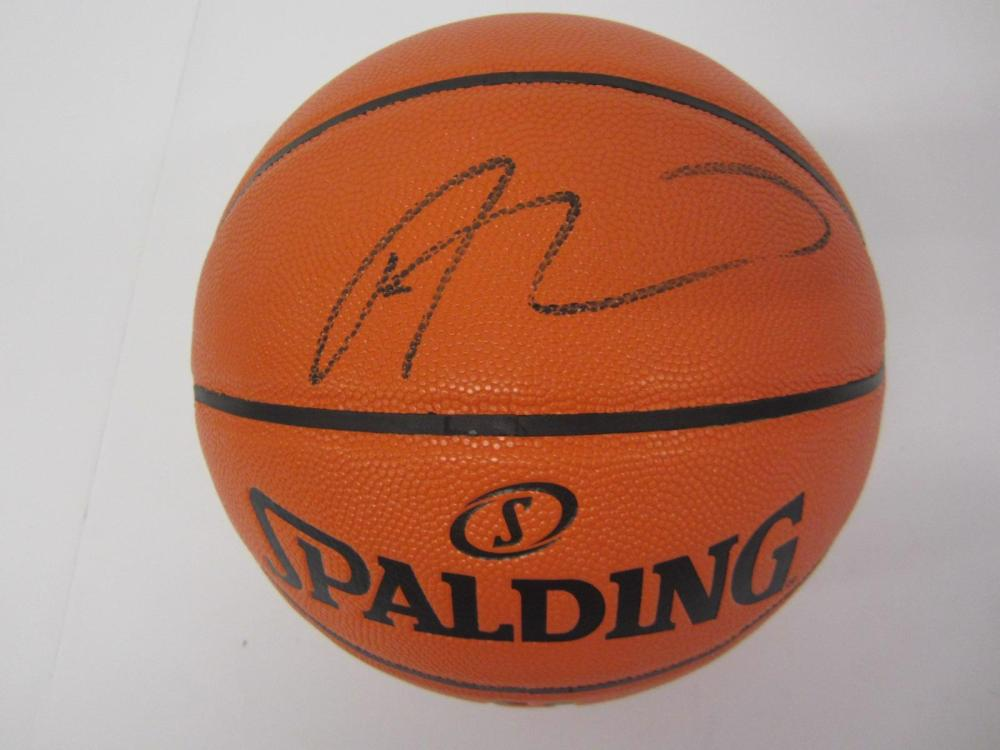 Andre Drummond Pistons signed autographed Basketball Certified Coa