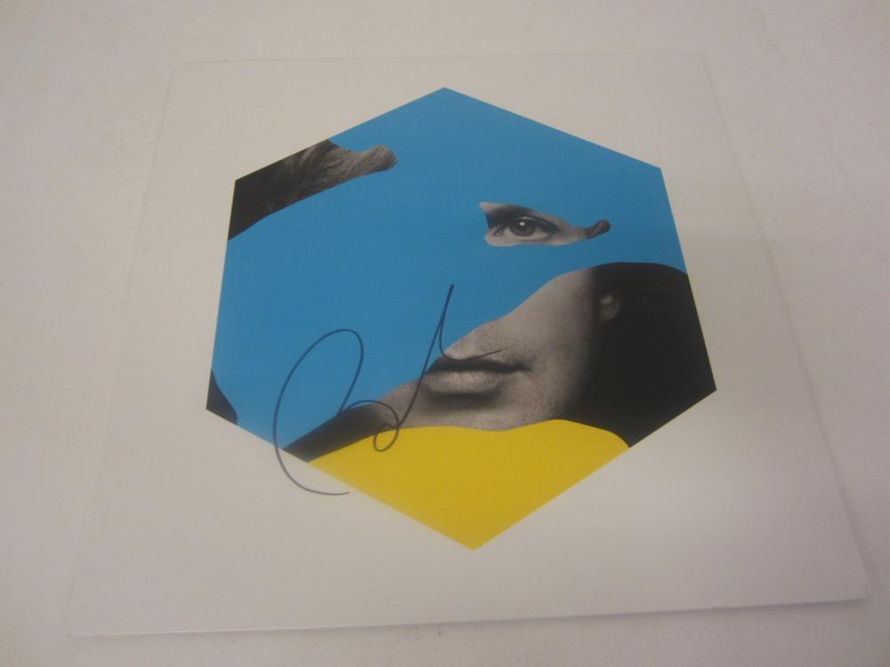 BECK SIGNED AUTOGRAPHED RECORD COA