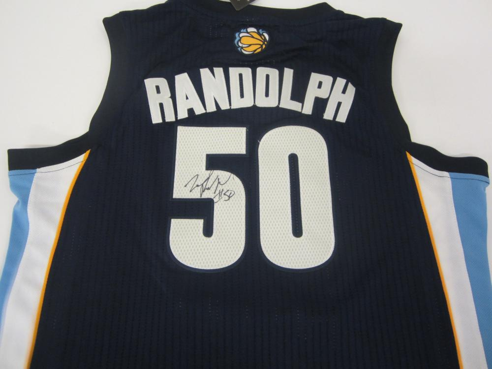 Zach Randolph Grizzlies signed autographed Jersey Certified Coa