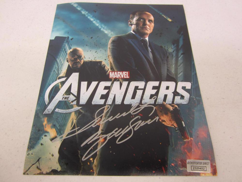 Samuel L Jackson signed autographed 8x10 photo Certified COA