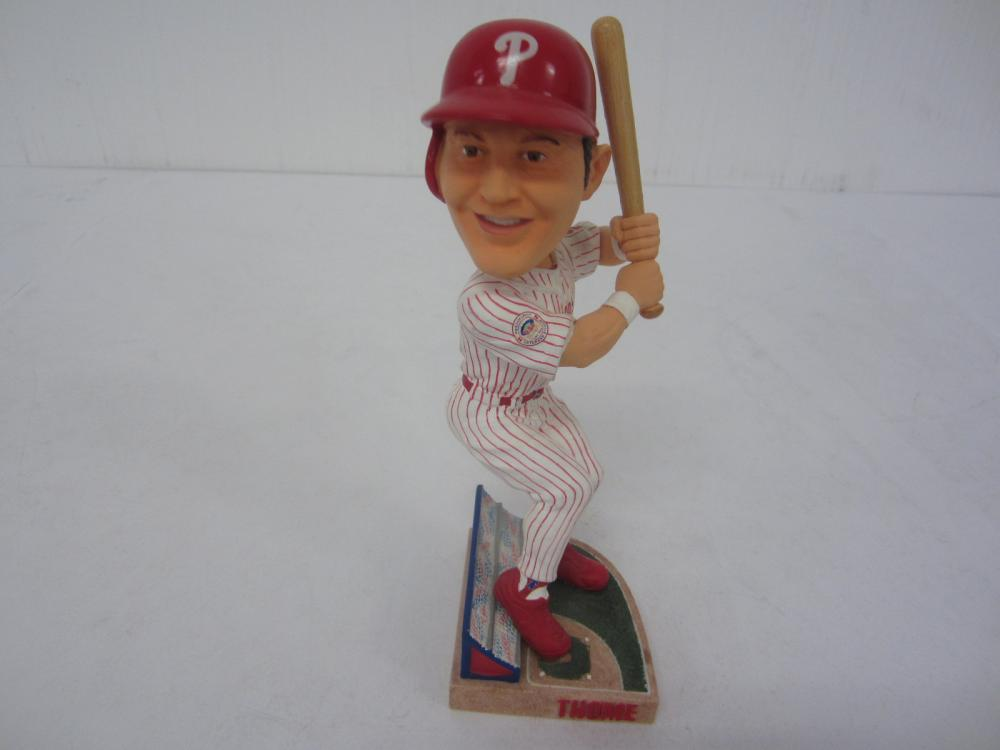Lot 84: JIM THOME PHILLIES BOBBLEHEAD
