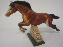 Lot 102: BREYER MOLDING CO. HORSE FIGURE