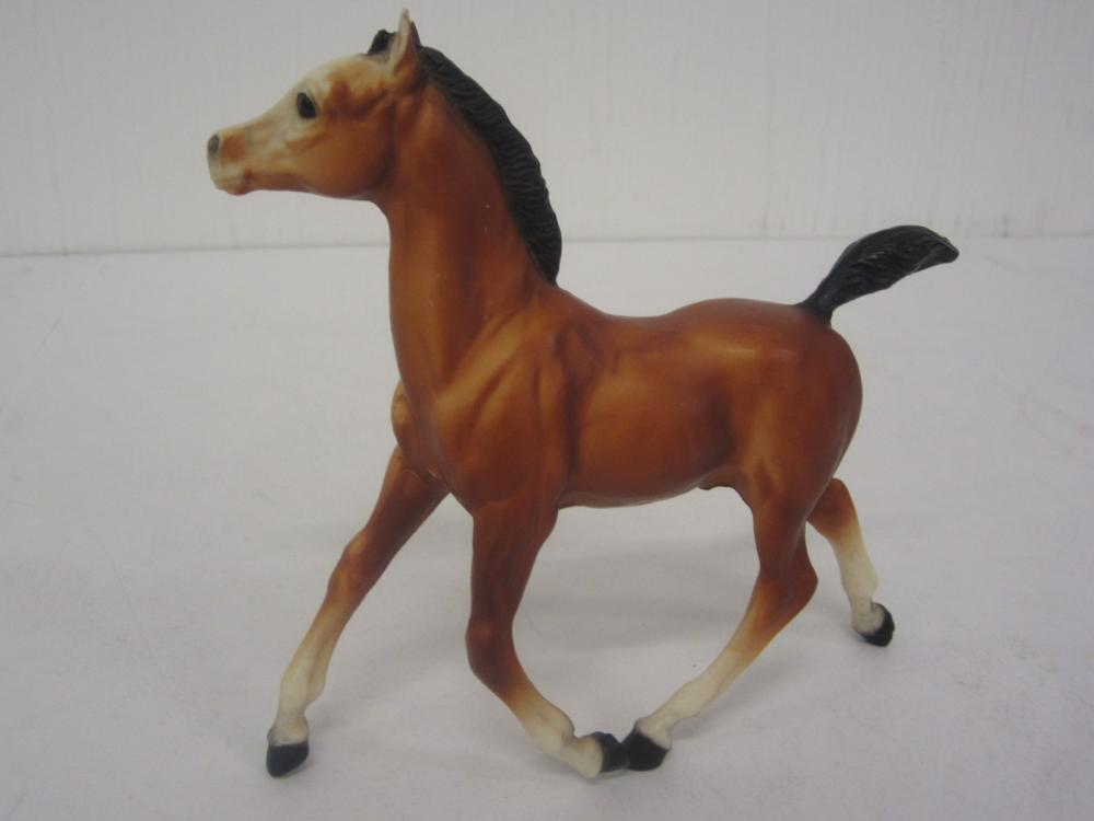 Lot 108: BREYER MOLDING CO. HORSE FIGURE