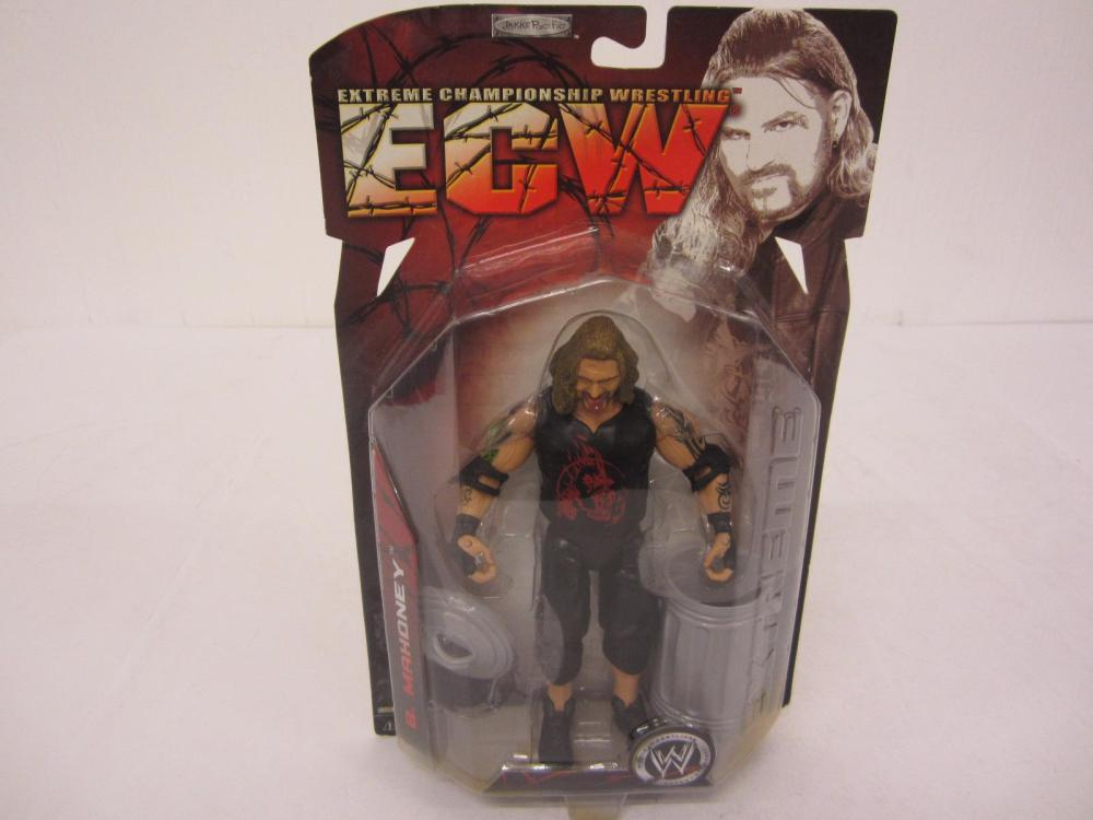 ECW BALLS MAHONEY FIGURE SEALED