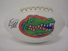 Lot 141: TIM TEBOW SIGNED AUTOGRAPHED FLORDIA FOOTBALL COA