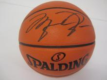 Lot 146: MICHAEL JORDAN SIGNED AUTOGRAPHED NBA BASKETBALL COA