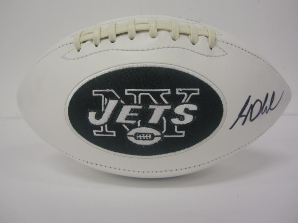 SAM DARNOLD SIGNED AUTOGRAPHED JETS FOOTBALL COA
