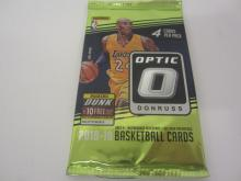 Lot 174: (10)2018-2019 PANINI DONRUSS OPTIC SEALED PACKS