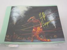 HULK HOGAN WWE SIGNED AUTOGRAPHED 8X10 PHOTO CERTIFIED COA