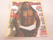 LIL WAYNE SIGNED AUTOGRAPHED 8X10 PHOTO CERTIFIED COA