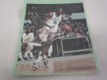 BILL RUSSELL CELTICS SIGNED AUTOGRAPHED 8X10 PHOTO CERTIFIED COA