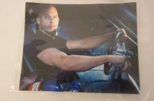 VIN DIESEL SIGNED AUTOGRAPHED 8X10 PHOTO CERTIFIED COA