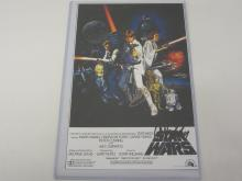 STAR WARS CAST SIGNED AUTOGRAPHED 10X16 PHOTO MARK HAMILL AND MANY OTHERS CERTIFIED COA